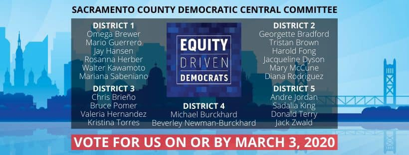 Equity Driven Dems